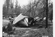 Christmas Flood of 1964 / Fifty years ago the Pacific Northwest reeled under a storm event that caused massive flooding throughout the region, affecting thousands of lives. For the next six weeks learn more about the 1964 Christmas flood and how you should prepare for the next big one – because it's when, not if.