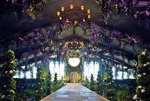 medieval/fantasy wedding