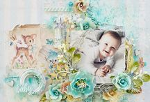Heaven Sent Collection - Part Two / As sweet and precious as a newborn babe, Heaven Sent Two, is here!