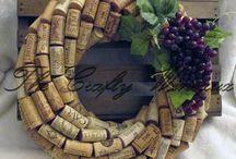 Handmade grapes