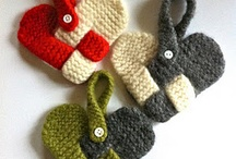 Knitting patterns/ideas