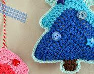 christmas free crochet patterns