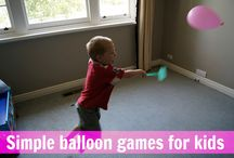 Kids games / Games to play