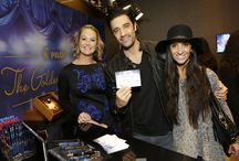 2016 GBK Golden Globes Luxury Lounge / Golden Globes nominees stop by the GBK-Pilot Pen Luxury Lounge to pick up many gifts provided to the stars by local and international businesses.