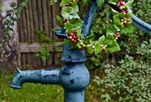 water pumps... / by Terri Fonville