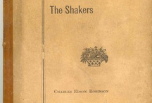 The Shakers / by Sally Redinger
