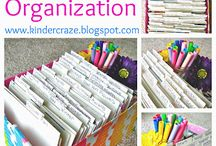 Scrapbook and paper crafting organization / Paper