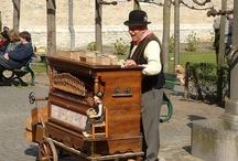 Bruges street musicians