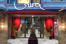 Sura Design Hotels & Suites / Sura Hotel welcomes you with the latest features in comfort and style for their guest's.
