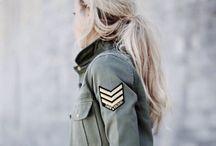 Армейские куртки
