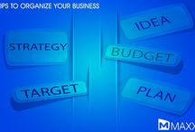 Tips to Organize your Business / - Organize your major business documents for categories like marketing, finance, sales, etc in a folder clearly or by using some document management tool. - Keep the track of credit customers regularly... http://maxxerp.blogspot.in/2014/01/tips-to-organize-your-business-organize.html