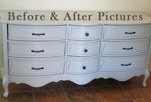 Painted Furniture / by Lori Dariano