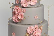 Bröllop / Cake decorating