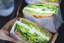 Sandwiches, Wraps & Rolls