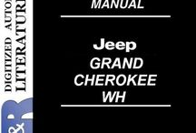 Jeep Grand Cherokee Service Manuals / Service Manuals for all years Grand Cherokees
