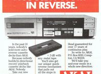 Akai - Vintage Audio