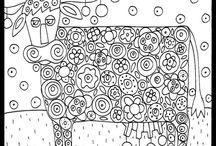 Kreatív-rajz, festés, / Rajzok, festés