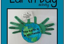 Earth Day / by Allison Gauvin