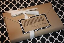 Gift wrapping / Great gift wrapping ideas, and gift tag ideas / by Therasa Oliver