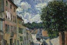 Impresionismo Alfred SISLEY