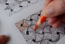 Zentangle How-to videos