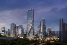 my dream city architecture