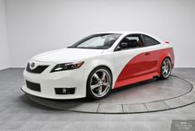 RWD 680-hp One-Off 2006 Toyota Camry Coupe