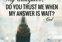 God's messages