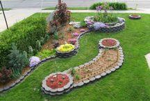 landscaping ideas / by Teresa Schumacher