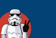 Paintings Darth Vader