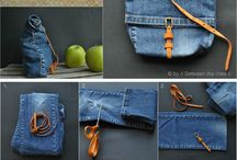 jean bags and other stuff