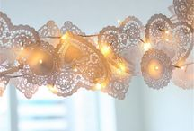 Interior Decor: Lace / by Kim L