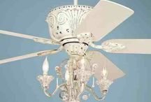 Cieling Fans / by Andrea Ciano