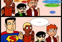 Young Justice / I BROUGHT TO YOU TEARS NCE AGAIN FELLAS. Dont hate me i love you guys #nohate