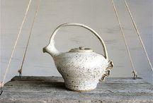Ceramics: Tea Pot / by Nichola Pitt