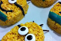 We ♥ Minions / Do you love the Minions as much as we do? Here are fun Minions food, crafts, and more!