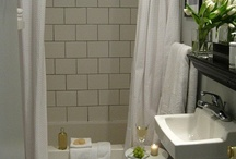 master bath / by Jenny Sanzo ~ Flower City Fashionista