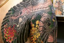 hori hyun work's / instagram:horihyun korea tattooist horihyun@icolud.com