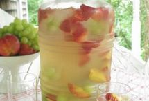 Recipes: Alcoholic Beverages / by Rebecca Holtzman
