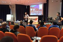 First MTB International Andreani Suspension Course / We are pleased to present our First Andreani MTB Suspension Training course that will take place at the Andreani Facility in Pesaro on the 14-15 of March 2016. The course will involve how to service and set up Suspensions and be divided in two days for Practice and Theory. We'll start from basics and go on till more sophisticated points. The course will be held in English. For further information please contact sales2@andreanigroup.com or sales@andreanigroup.com