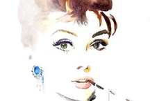 Audrey Hepburn <3 / by Jennifer Alleva-Passaro
