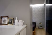 Loft CF / Renovation of an apartment in Rome, Italy – 2011  Project by: Manuela Tognoli