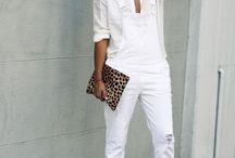 BrandAlley ❤️ Le Total Look Blanc / Moderne, minimaliste, élégant le total look Blanc est à adopter durant tout l'été ❤️