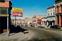 vintage stads fotoos