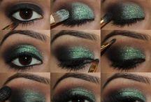 make up / by Karla Cea de Escamilla