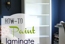 Painting DIY's and How to's
