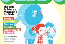 OKIDO Digital 18 / Digital images of Okido 18 which is all about growing!  / by OKIDO Magazine