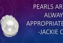 Pearls / 0 / by Samuels Jewelers