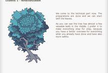 tree pixel