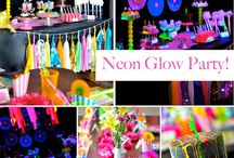 Lexi's Neon Bday party / by Beth Bertwell